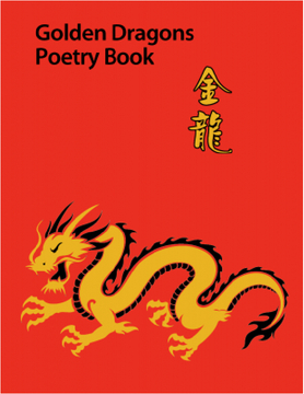 Golden Dragons Poetry Book