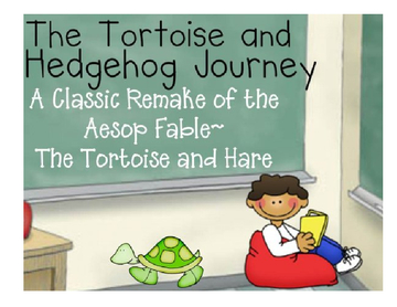 The Tortoise and Hedgehog Journey