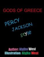 Gods Of Greece percy jackson style