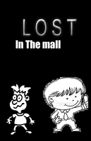 lost in a mall