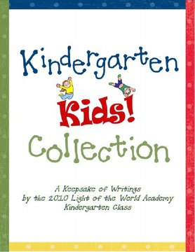 Kindergarten Kids Collection