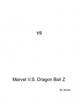 Marvel V.S. Dragon Ball Z