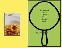 9th Annual Class Recipe Book