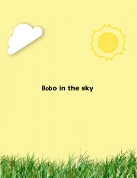 Bobo in the sky