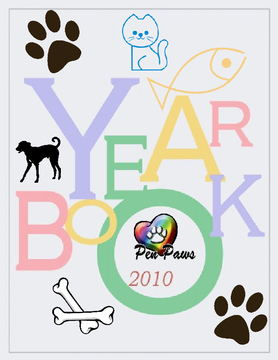 Pen Paws Yearbook