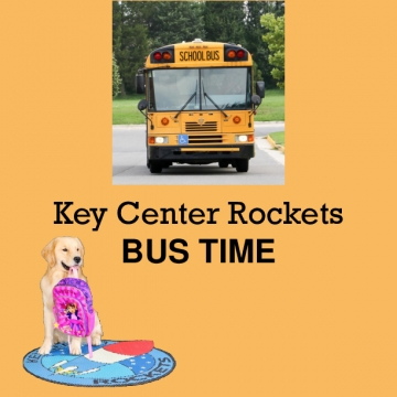 Key Center Rockets-Bus Time