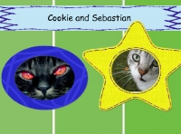 Cookie and Sebastian