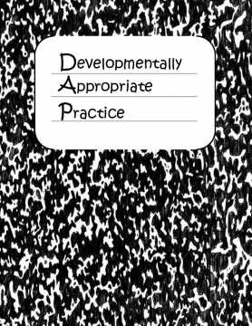developmentally appropriate practice essay Developmentally appropriate practices one of the most important aspects of your role as an educator will be to effectively plan developmentally appropriate learning experiences for each child.