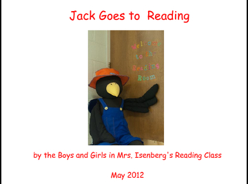 Jack Goes to Reading