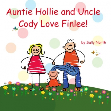 Auntie Hollie and Uncle Cody Love Finlee!