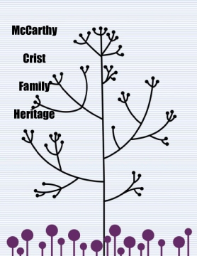 McCarthy - Crist Family Heritage