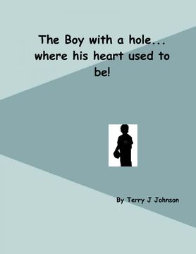 The boy with a hole...