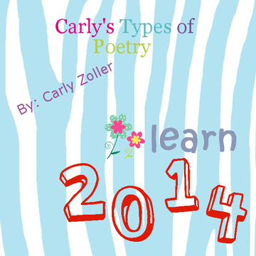 Carly Zoller's Poetry Book