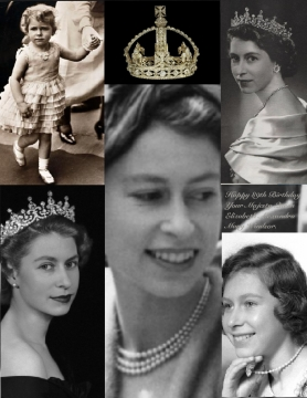 Happy 89th Birthday Queen Elizabeth II