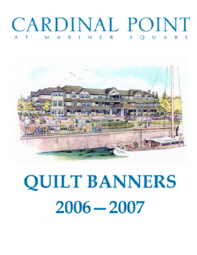 Quilt Banners 2006 - 2007