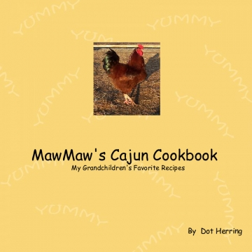 MawMaw's Cajun Cookbook