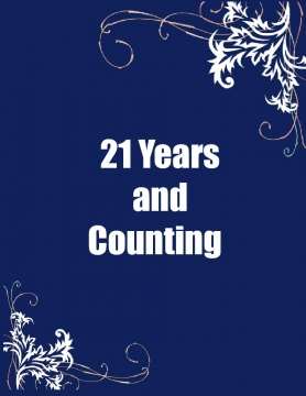 21 Years and Counting