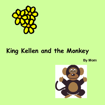 King Kellen and the Monkey