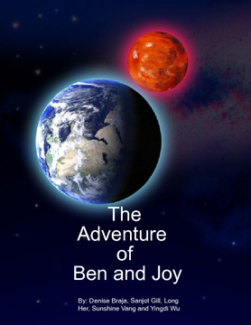 The Adventures of Ben and Joy