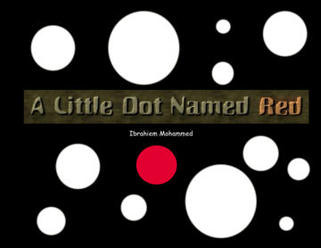 A Little Dot Named Red