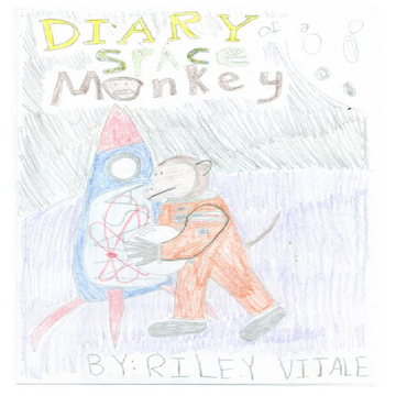 Diary of a Space Monkey