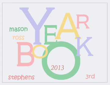 My Name Is Mason Ross Stephens and This Is My 3rd Year Book