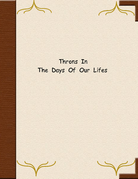 Thorns in  Days  Of  Our  Lifes