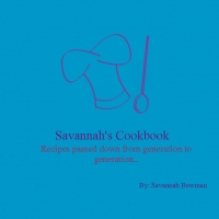 Savannah's Cookbook