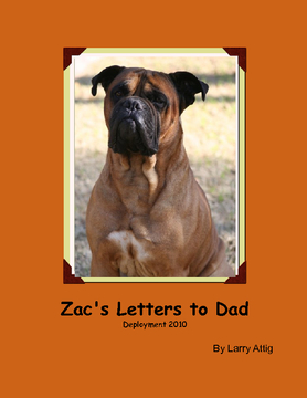 Zac's Letters to Dad