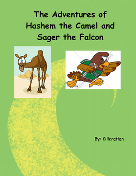 The Adventures of Hashem the Camel and Sager the Falcon