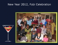 Fobi Family New Year Celebration