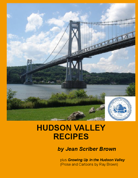 HUDSON VALLEY RECIPES
