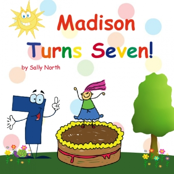Madison Turns Seven!