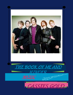THE BOOK OF ME AND HINDER