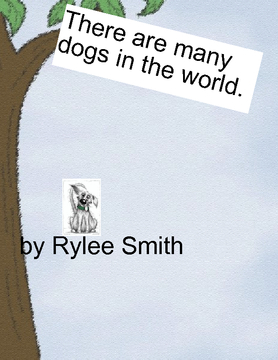 Their are many dogs in the world