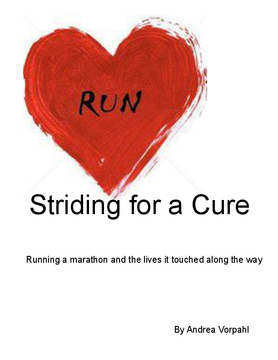 STRIDING FOR A CURE