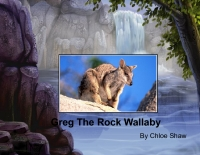 Greg The Rock Wallaby