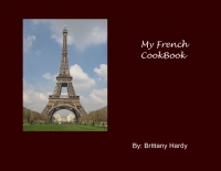 my french cookbook
