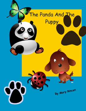 The Panda And The Puppy