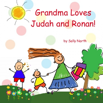 Grandma Loves Judah and Ronan