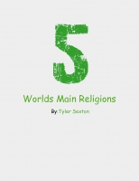 Worlds Main Religions