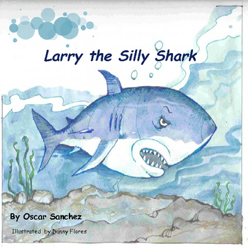 Larry the Silly Shark