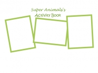 Super Animals Activity Book
