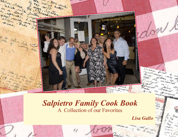 Salpietro Family Cook Book