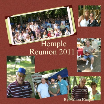 Hemple Family Reunion 2011