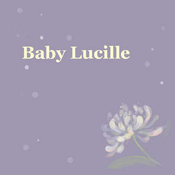 Baby Lucille