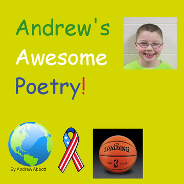 Andrew Awsome poetry!
