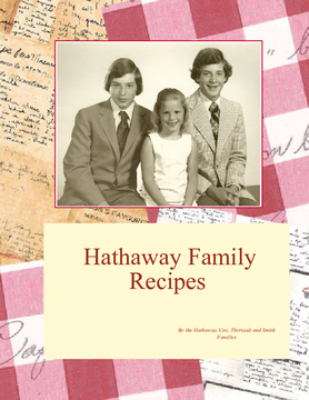 Hathaway Family Recipes