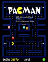 PAC-MAN 30th Anniversary National Archives