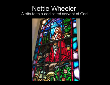 Nettie Wheeler
